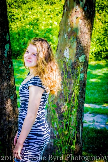 Jennifer (12)| Photography Portrait Session| Ellijay, GA *