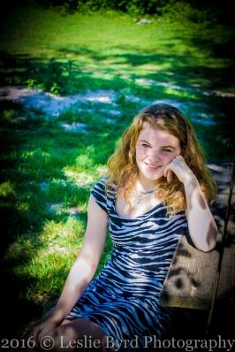Jennifer (26)  Photography Portrait Session  Ellijay, GA