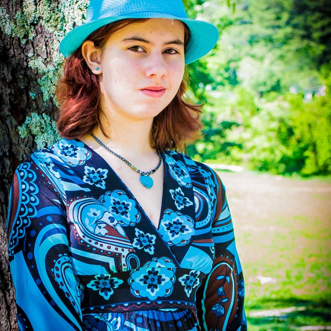 Jennifer   Photography Portrait Session  Ellijay, GA